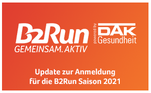 Updates zur B2Run Saison 2021