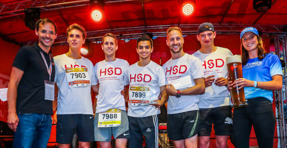 Siegerinterview B2Run Düsseldorf